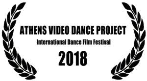 Athens Video Dance Project Laurels 2018 Official Selection